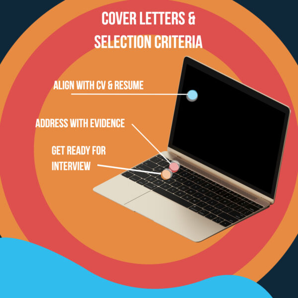 Cover Letters & Selection Criteria